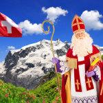 Foto van Sinterklaas